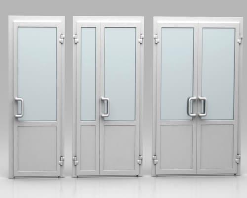 Plastikāta durvis un logi –  risinājums mūsdienīgiem cilvēkiem.