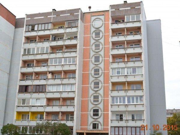 Пластиковые окна малосемейный 9 этажный проект